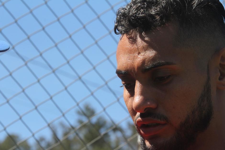 Danilo Guerra fue el golador del Apertura 2016. (Foto: Luis Barrios/Soy502)
