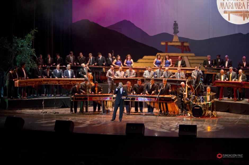 El festival de marimba Paiz espera asombrar a los asistentes con sus melodías. (Foto: Fundación Paiz)