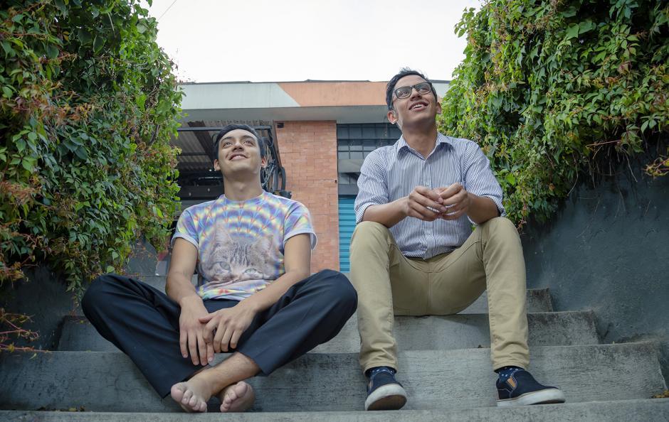 Rotz es una banda de indie muy melódica que genera emociones relajantes. (Foto: George Rojas /Soy502)