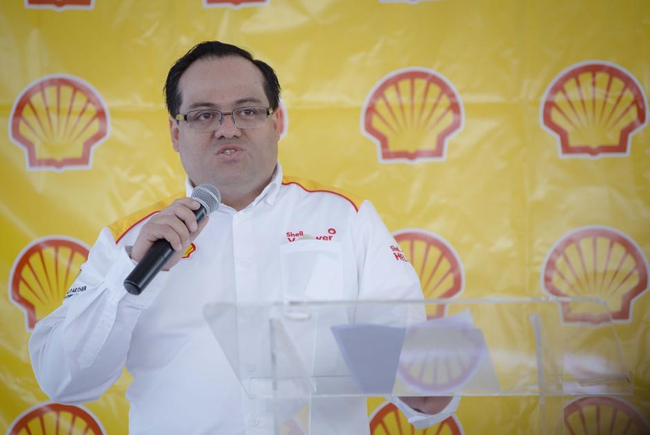 """Hugo Moscoso explicó la promoción de Shell: """"Variedad de clientes, variedad de premios"""". (Foto: George Rojas/Soy502)"""