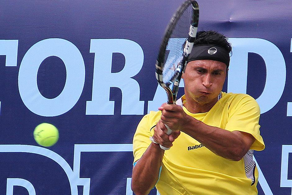 Christopher Díaz, Gatorade Open, Guatemala  2014, Club Alemán