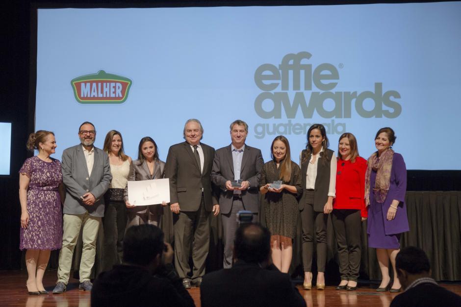 """""""Jugoso al Sartén"""" de Malher y agencia Ogilvy Guatemala recibieron plata en la categoría Lanzamiento. (Foto: George Rojas/Soy502)"""