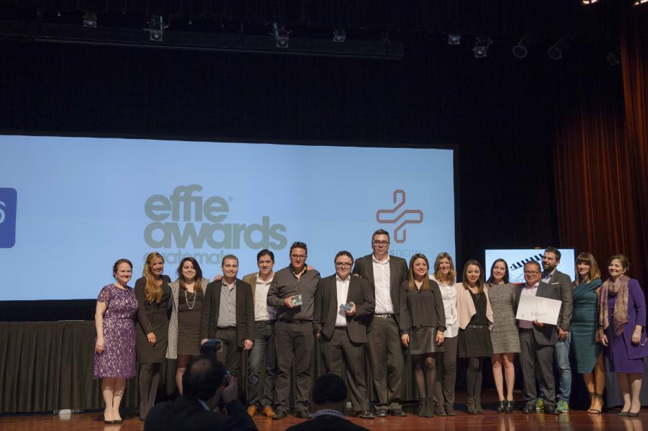 Tigo y MAS Digital ganaron plata en la categoría Idea de Medios. (Foto: George Rojas/Soy502)