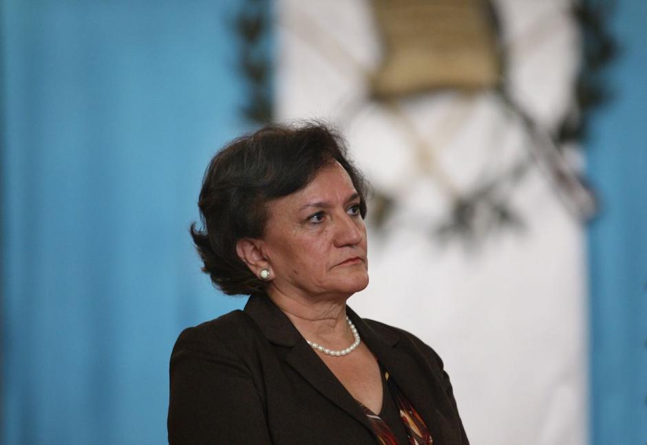 Jimmy Morales defendió su decisión de elegir a Annabella Morfín como la nueva jefa de la PGN. (Foto: AGN)