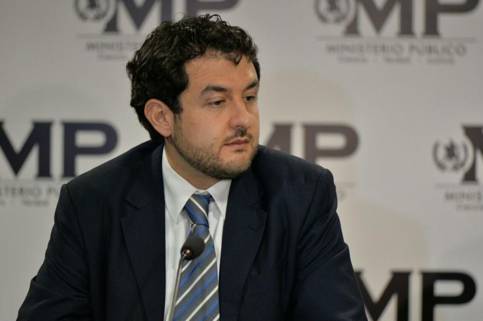 Aizenstatd fue nombrado interventor de TCQ. (Foto: Wilder López/Soy502)