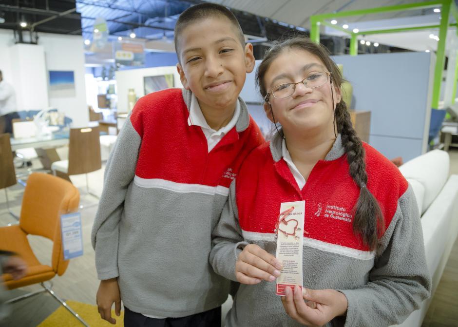 Alrededor de 300 niños y jóvenes asisten a diario al Instituto Neurológico de Guatemala. (Foto: Magui Medina/Soy52)