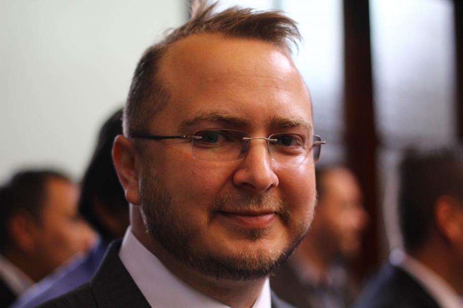 José Ubico es una de las opciones de Todos para ser Secretario. (Foto: Archivo/Soy502)