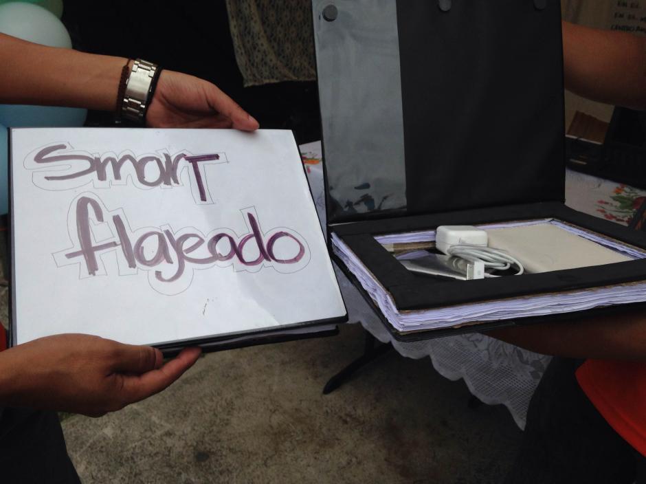 Camuflaje para teléfonos inteligentes. (Foto: Fredy Hernández/Soy502)