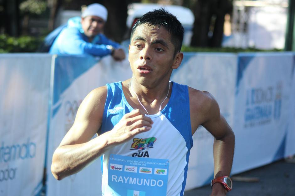 José Raymundo fue el segundo lugar. (Foto: José Dávila/Soy502)