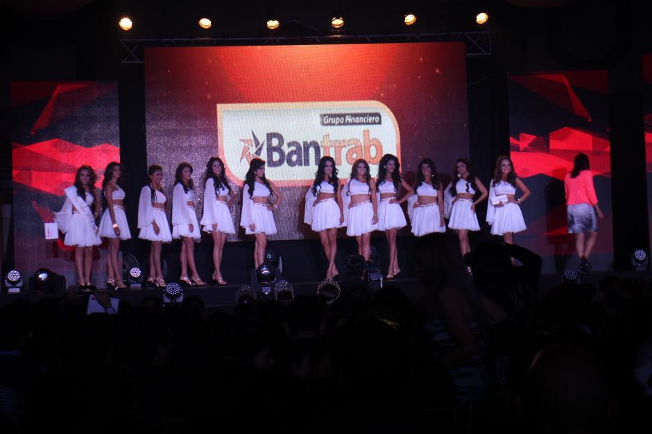 En este certamen de belleza participaron 12 jóvenes de todo el país. (Foto: Alejandro Balan/Soy502)