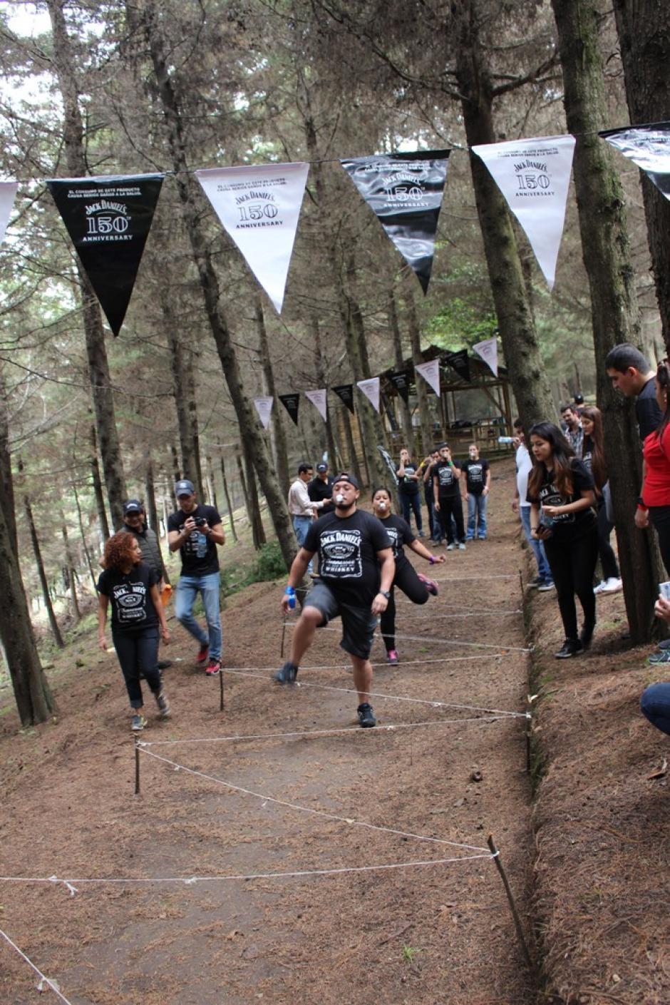 El concurso consistió en un rally de varias etapas para encontrar la auténtica barrica de Jack Daniel's. (Foto: cortesía Jack Daniel´s)