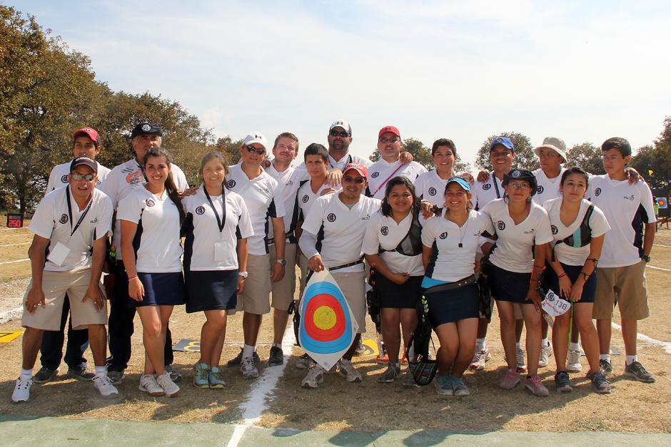 Guatemala, tiro con arco, ranquin mundial Guatemala 2014