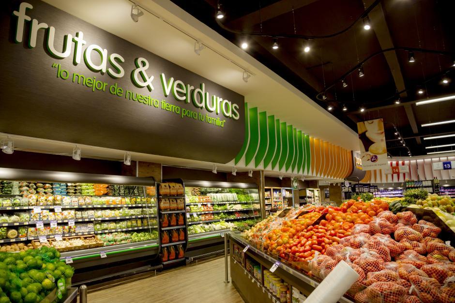 Una tienda más colorida y cálida hará que las compras sean más placenteras para cualquier consumidor.(Foto: George Rojas / Soy502)