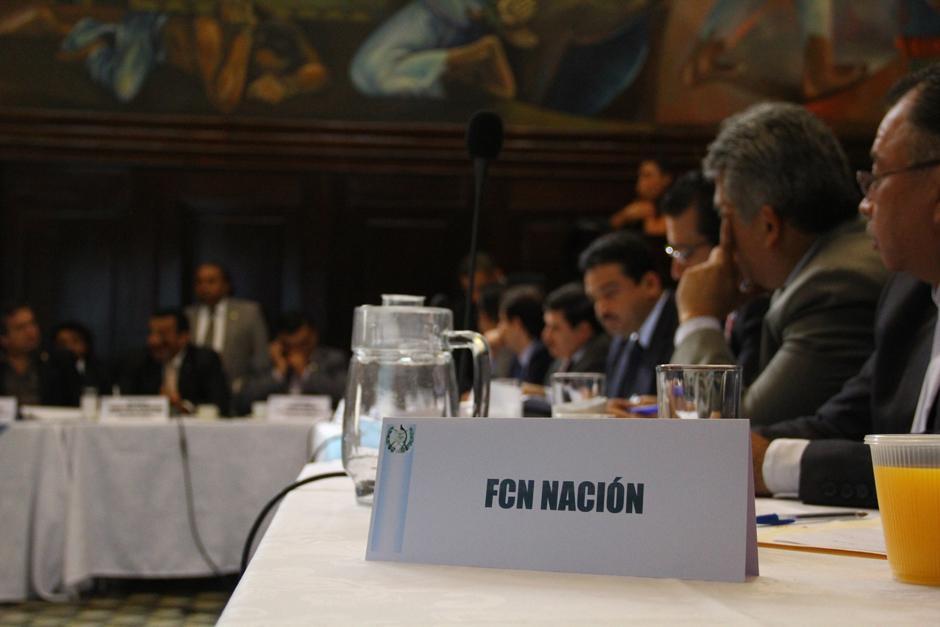 El equipo técnico de FCN Nación participa en la discusión del Presupuesto para el próximo año, pero pidió que no le se pongan candados. (Foto: Alexis Batres/Soy502)
