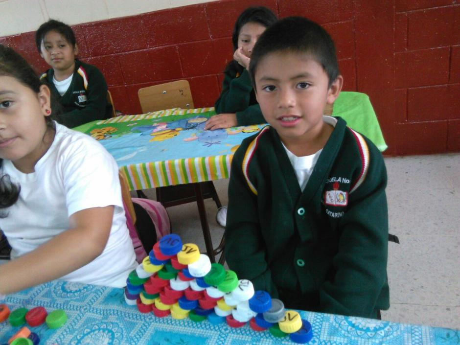 Josué Jeremias fue uno de los alumnos que perdieron la vida en el derrumbe. (Foto: Soy502)