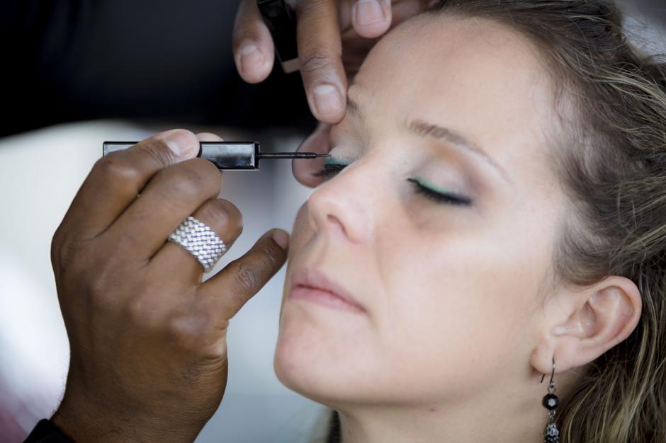 Los consumidores podrán probar los últimos productos de belleza que son lanzados en Europa. (Foto: George Rojas/soy502)