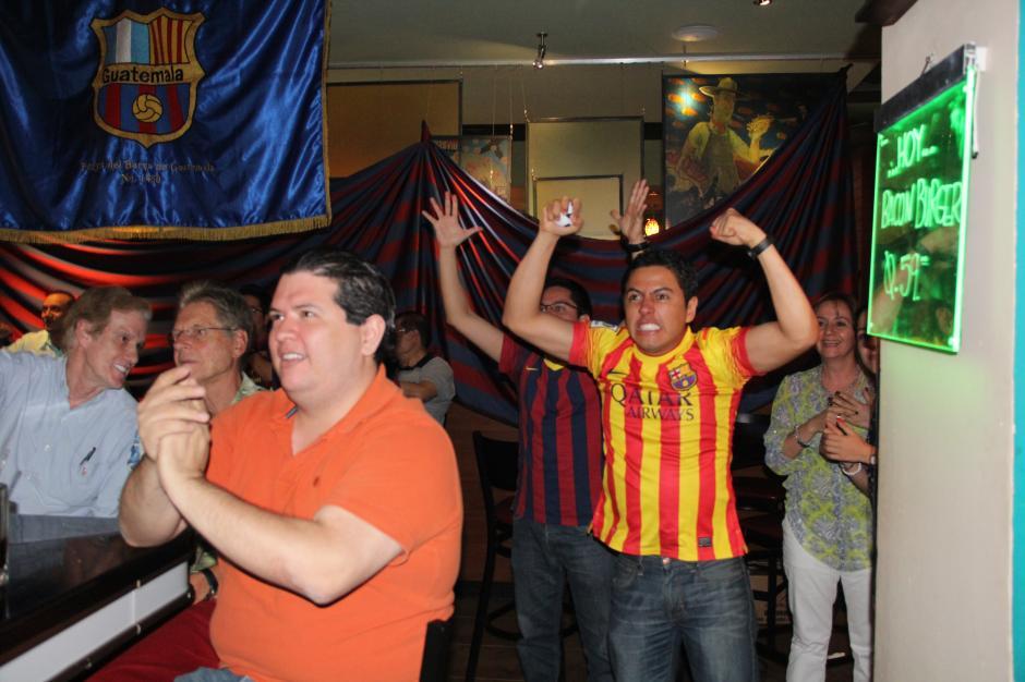 La Liga y el Clásico Español dejan al descubierto las más grandes pasiones por el deporte rey: El fútbol. (Foto: Antonio Ordoñez/Soy502)