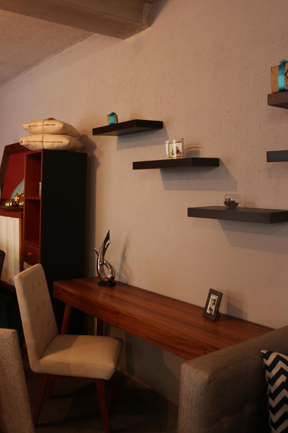 Además de los amueblados para los hogares, Fredy también fabrica ambientes para oficina. (Foto: Agexport)