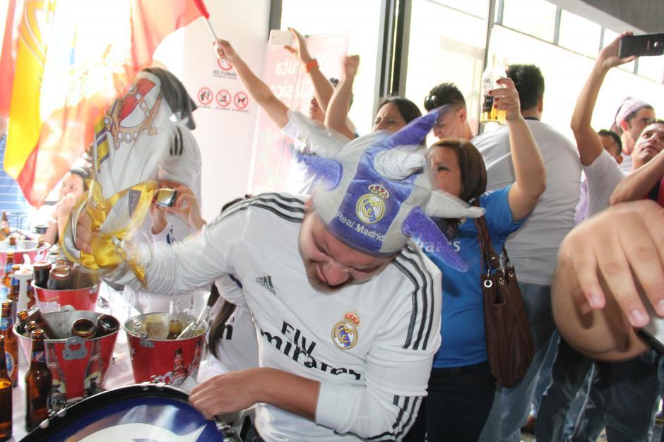 El Real Madrid despierta pasiones entre jóvenes, chicos y grandes. (Foto: Antonio Ordoñez/Soy502)