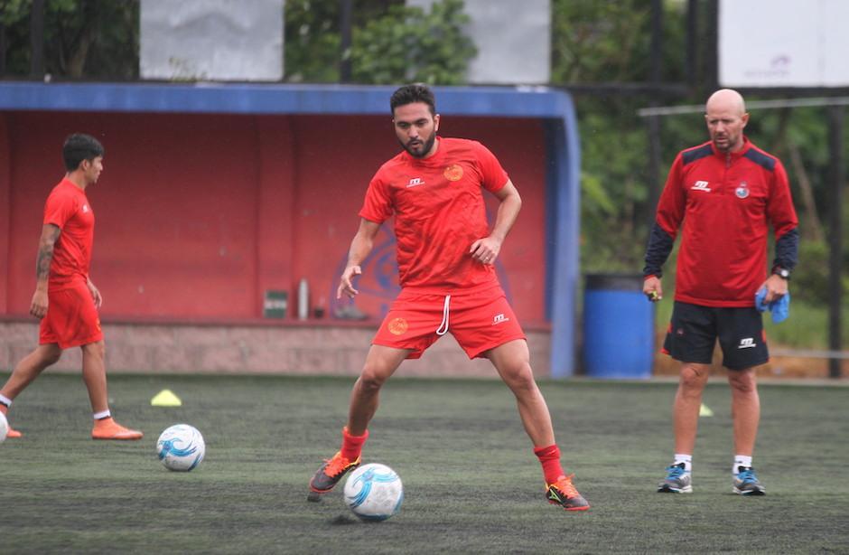 Kamiani ha marcado 200 goles fuera de su país. (Foto: Luis Barrios/Soy502)