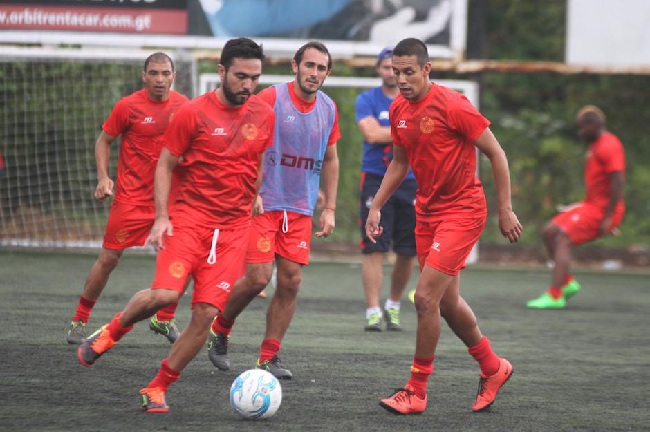 Kamiani es una de las principales apuestas por el gol de Municipal. (Foto: Luis Barrios/Soy502)