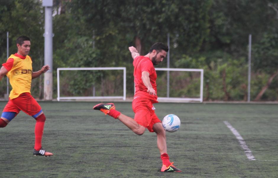 Kamiani dejó a la U, donde es el máximo goleador. (Foto: Luis Barrios/Soy502)
