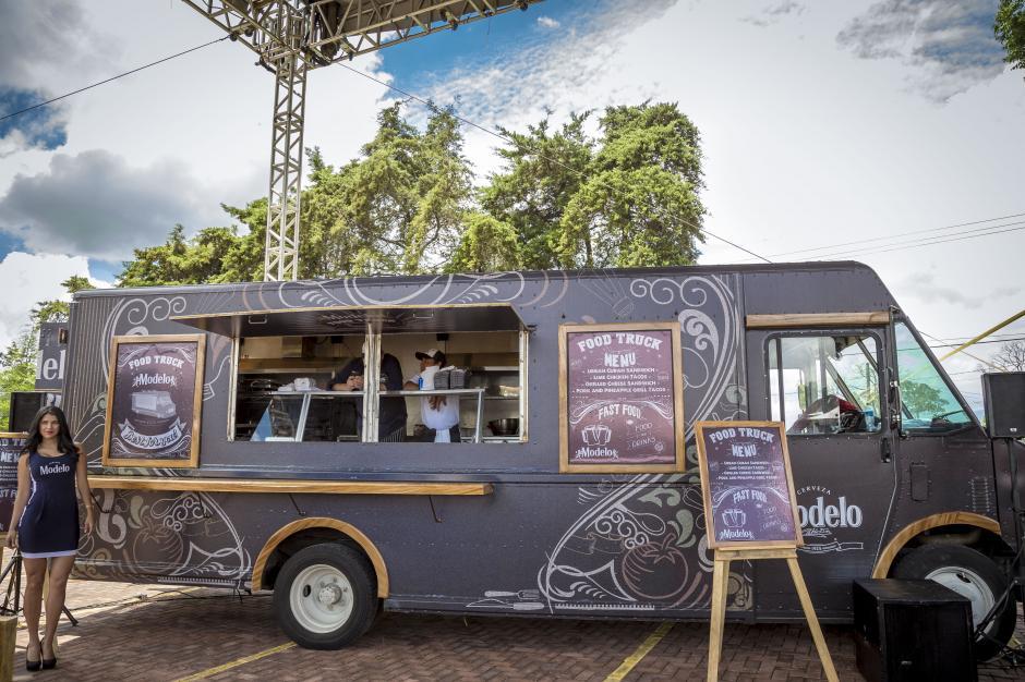 El food truck Modelo, contará con los mejores tacos preparados por un Chef profesional.(Foto: George Rojas/Soy502)