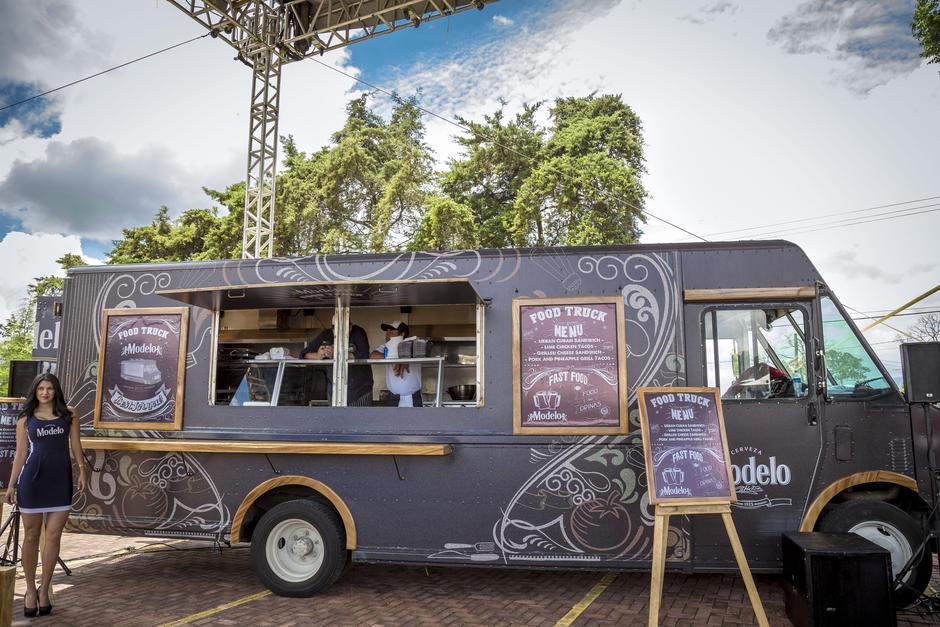 Algunos de los camiones de comida participaron el año pasado. (Foto: Archivo/Soy502)