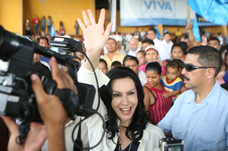La candidata y el partido aseguran que el 6 de septiembre Zury aparecerá en las papeletas de votación. (Foto: VIVA)