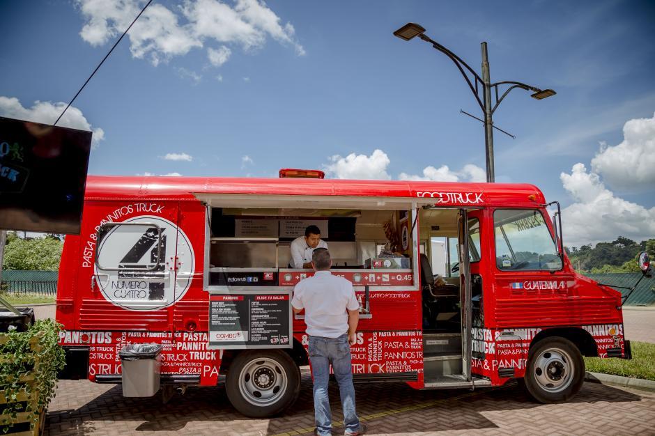 Varios food trucks, con distintas ofertas culinarias estarán en distintos puntos de la ciudad.(Foto: George Rojas/Soy502)