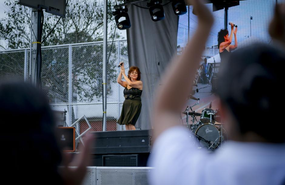 La música, así como sus intérpretes, fue variada para todos los gustos. (Foto: George Rojas/Soy 502)