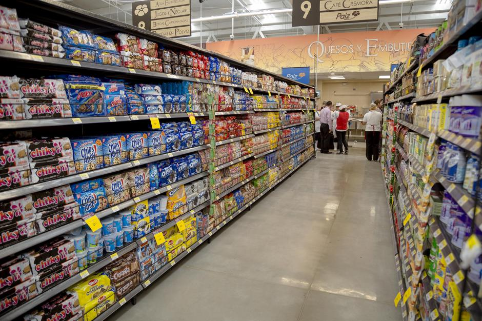 La tienda ofrece amplio surtido y variedad de productos. (Foto: George Rojas/Soy502)