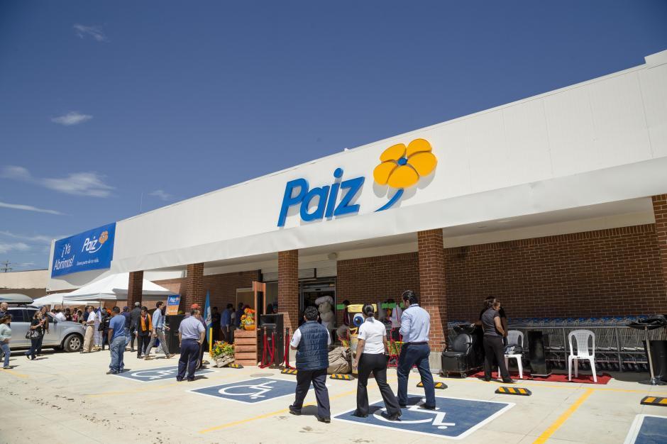 La nueva tienda está ubicada en la entrada a San José Pinula. (Foto: George Rojas/Soy502)