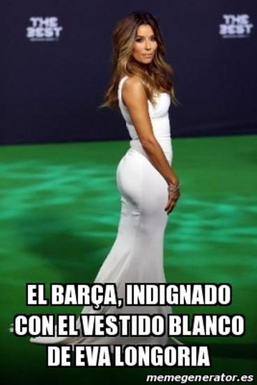 El enojo de los culés,  (Foto: Twitter)
