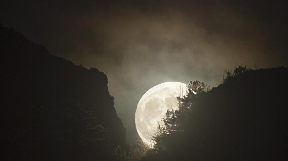 """La """"Luna de Perigeo"""" será vista en vísperas del 14 de noviembre"""