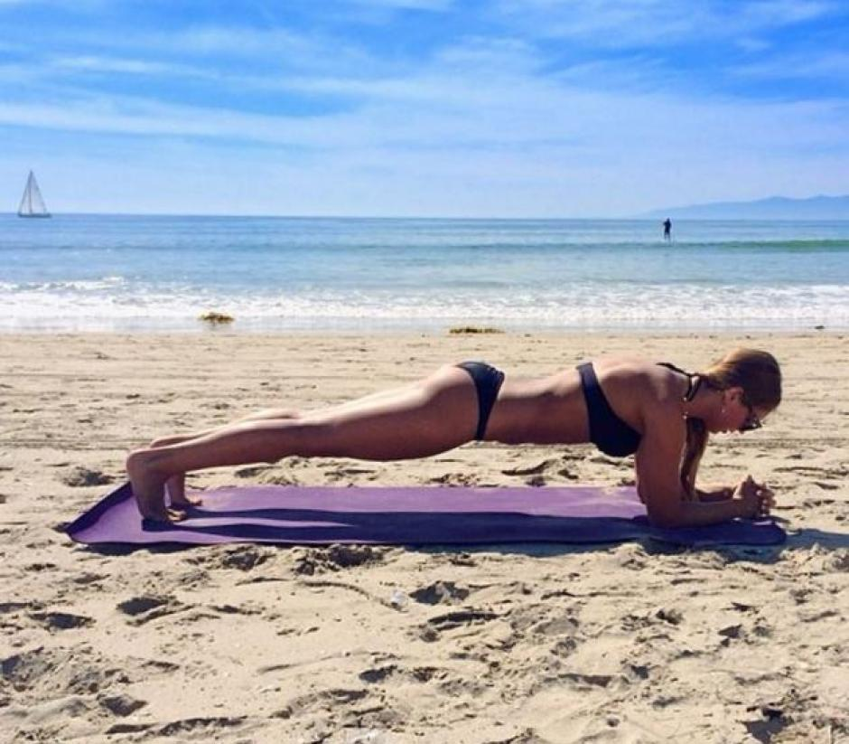 La bella nadadora rusa muestra sus mejores momentos en su cuenta de Instagram. (Foto: Instagram Yuliya Efinova)
