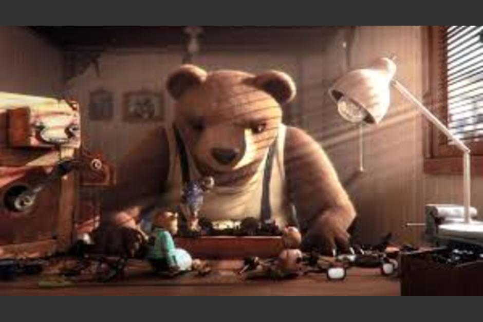 Chile ganó su primer Óscar por el mejor cortometraje de animación con Historia de un oso.