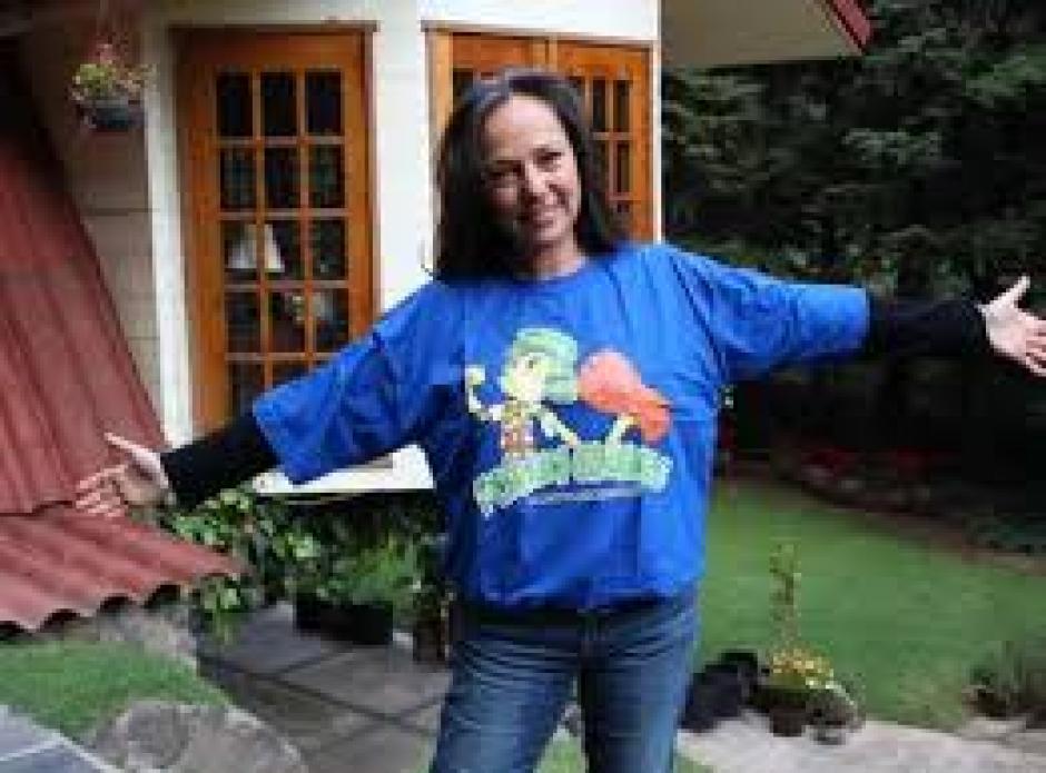 Ella es Ana Lilian de La Macorra, Patty en El Chavo del 8. (Foto: Televisa)