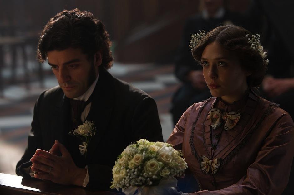 """Oscar Isaac también tiene un papel protagónico en la película """"In Secret"""", que se estrenará en febrero de 2014, en Estados Unidos. (Foto: IMDb)"""