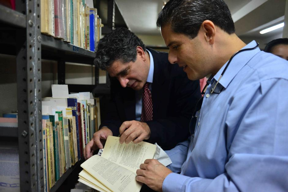 Esta es una familia de editores, escritores y precursores de la imprenta. (Foto: Jesús Alfonso/Soy502)