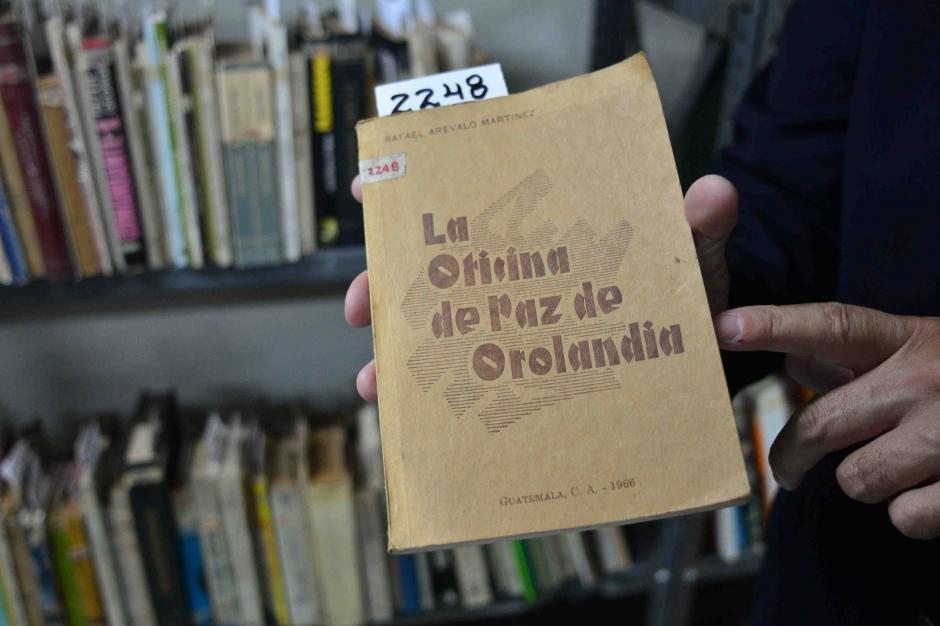 Arévalo Martínez fue un escritor nacional. (Foto: Jesús Alfonso/Soy502)