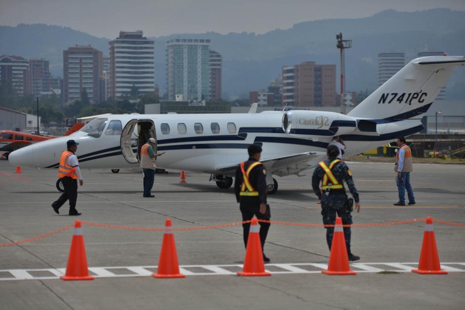 Ahora los vuelos privados deberán registrarse en esta nueva terminal. (Foto: Wilder López/Soy502)