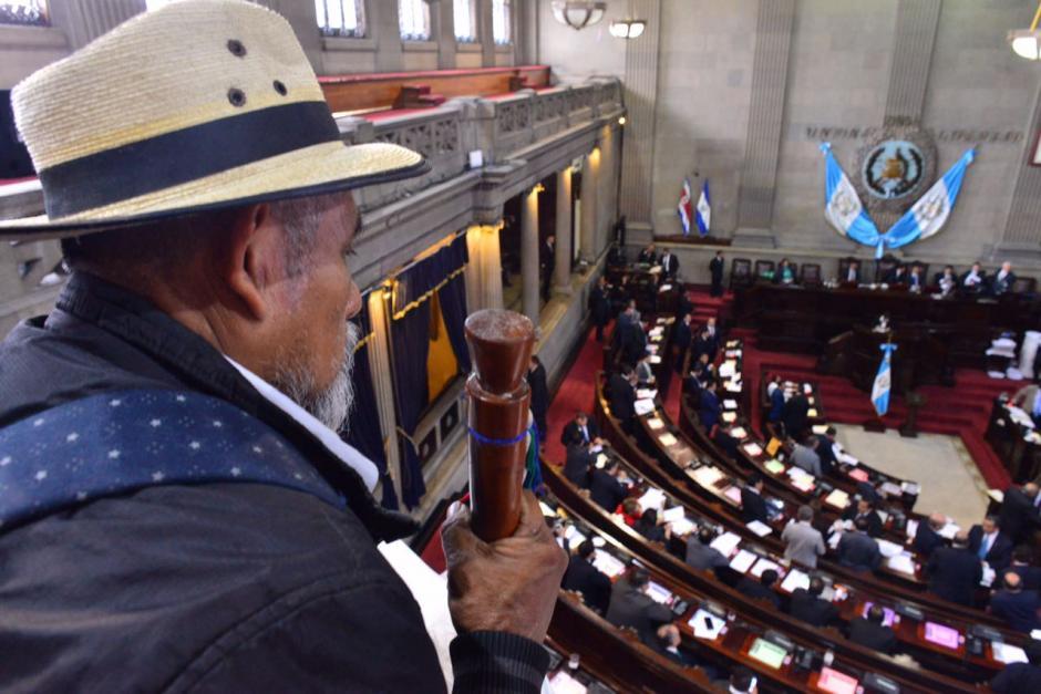 El reconocimiento del derecho indígena no tiene el apoyo necesario para ser aprobado en las reformas constitucionales. (Foto: Jesús Alfonso/Soy502)