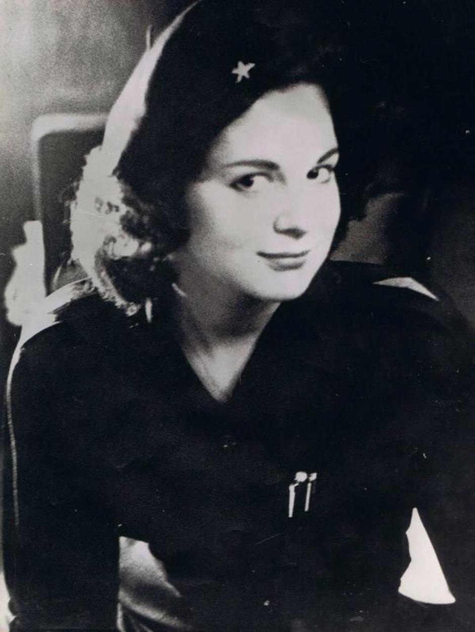 Marita quedó embarazada de Castro pero le hicieron creer que había sufrido un aborto. (Foto: infobae.com)