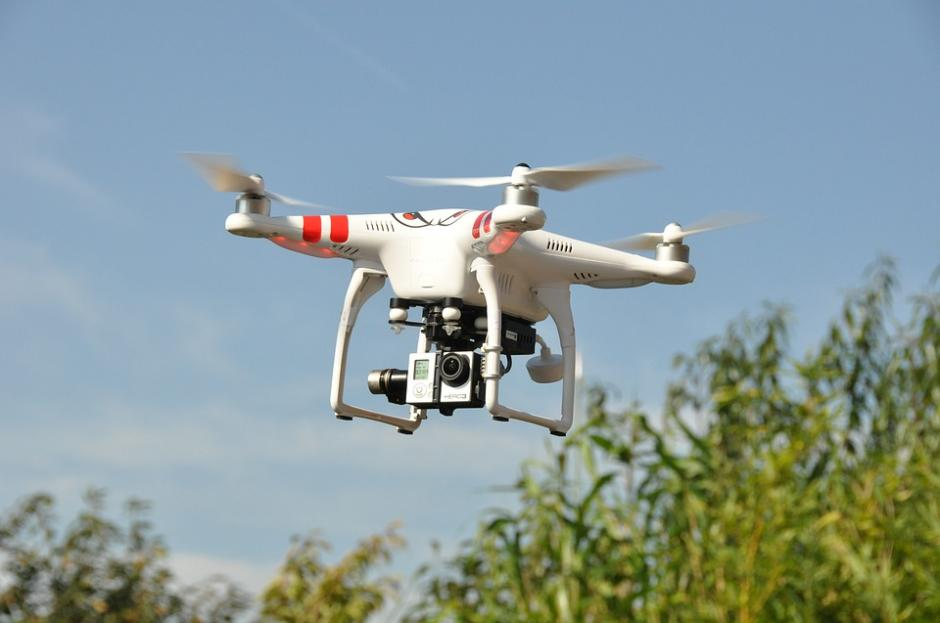 Quien no registre su drone podría tener una multa de Q5 mil hasta Q25 mil. (Foto: infotoday.ey)