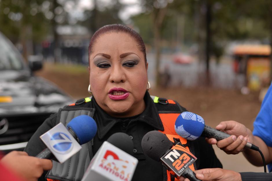 La voz y rostro de Dalia Santos aparece comúnmente en las noticias. (Foto: Archivo/Soy502)