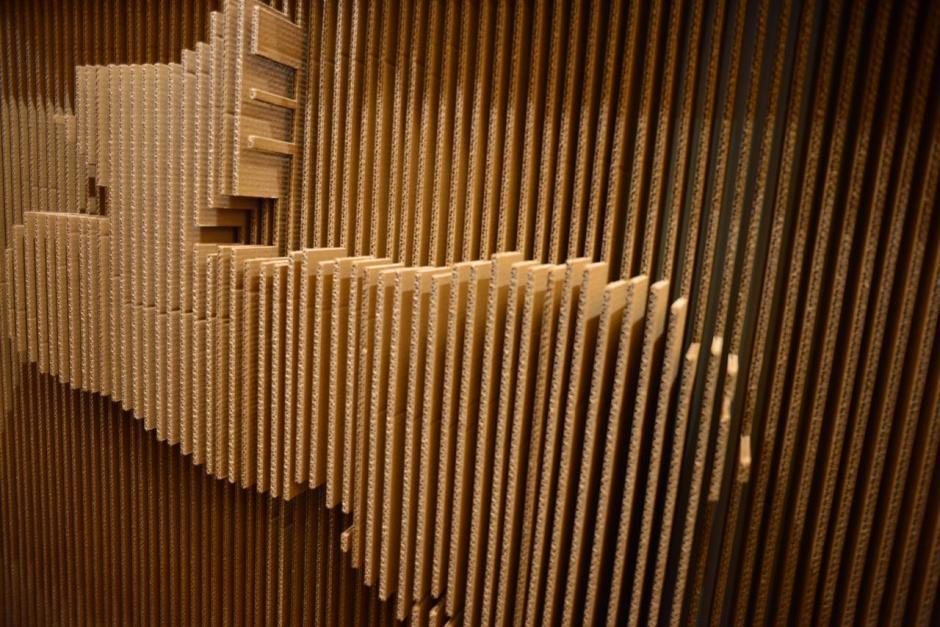 El uso de materiales de forma diferente es innovador también. (Foto: Jesús Alfonso/Soy502)