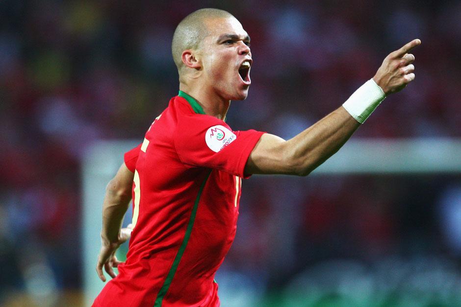 Pepe es otro de los referentes de la Selección de Portugal. (Foto: AFP)