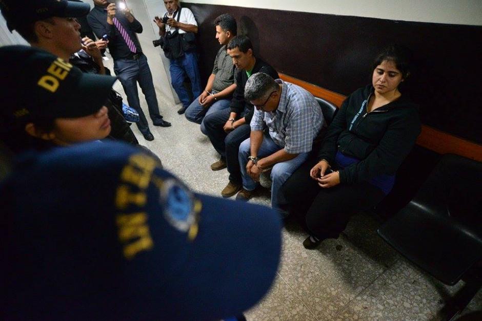 La Interpol capturó a cuatro personas vinculadas a una red de lavado de dinero y asociaciones ilícitas. (Foto: Wilder López/Soy502)