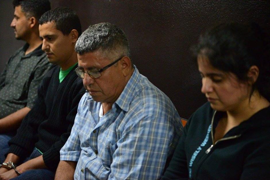 Los detenidos son Amadeo Daniel Carrera y Carrera;Elder Saúl Carrera Cano, de 30;Evelyn Melisa Carrera Cano, yDaniel Armando Carrera Cano, de 27. (Foto: Wilder López/Soy502)